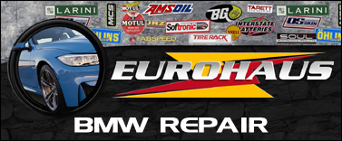 EuroHaus BMW RepairBMW Oil Pan Gasket Repair